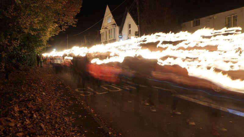 torch-procession